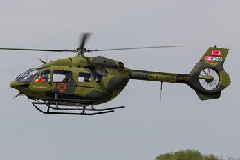 D-HBKG - Ecuador - Air Force Eurocopter EC145
