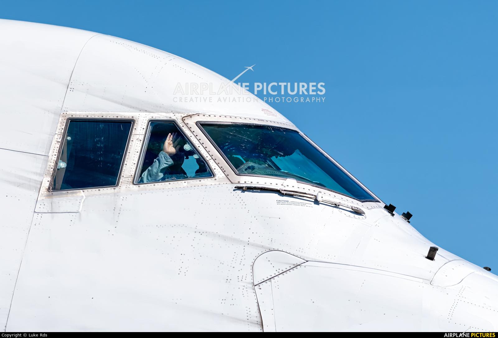 Silk Way Airlines 4K-SW800 aircraft at Bucharest - Henri Coandă