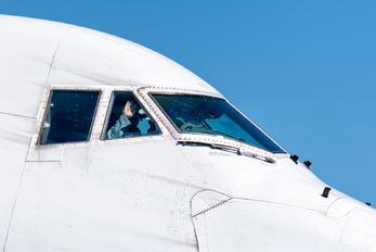 4K-SW800 - Silk Way Airlines Boeing 747-400F, ERF