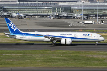 JA928A - ANA - All Nippon Airways Boeing 787-9 Dreamliner