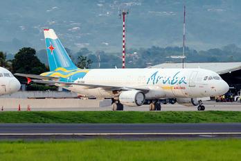 VP-CDO - Aruba Airlines Airbus A320