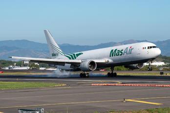 N363CM - MasAir Boeing 767-300F