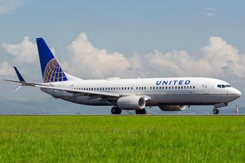 N77538 - United Airlines Boeing 737-800