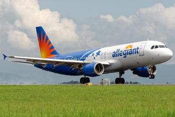 N218NV - Allegiant Air Airbus A320