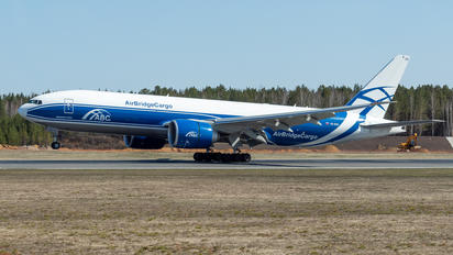 VQ-BAO - Air Bridge Cargo Boeing 777F