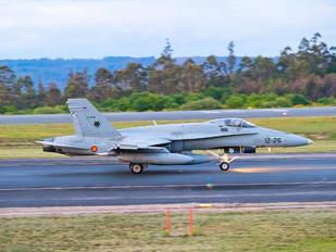 C.15-68 - Spain - Air Force McDonnell Douglas EF-18A Hornet