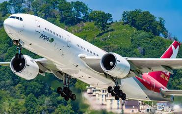 VP-BJF - Ikar Airlines Boeing 777-200