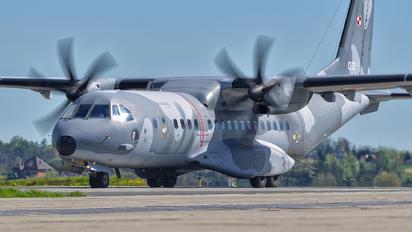 012 - Poland - Air Force Casa C-295M