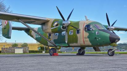 0225 - Poland - Air Force PZL M-28 Bryza
