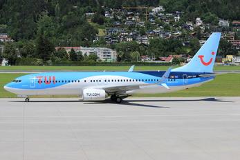 OO-JAV - Jetairfly (TUI Airlines Belgium) Boeing 737-800