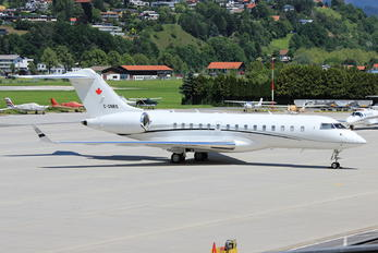 C-GNRS - Private Bombardier BD-700 Global Express XRS