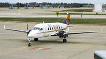 N174YV - Mesa Airlines Beechcraft 1900D Airliner aircraft
