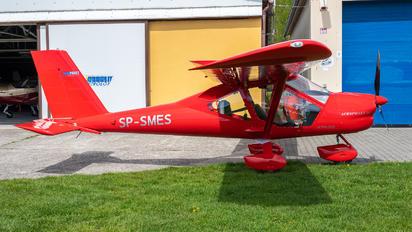 SP-SMES - Private Aeroprakt A-32