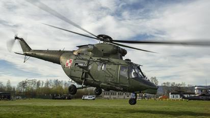 0807 - Poland - Air Force PZL W-3 Sokół