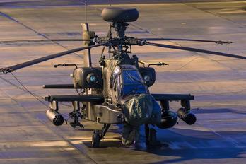 ZJ224 - British Army Westland Apache AH.1