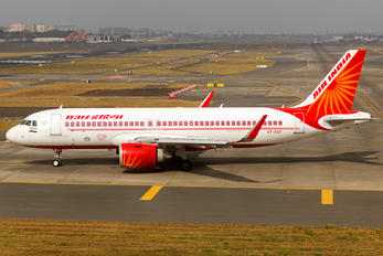 VT-EXF - Air India Airbus A320 NEO