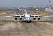 RA-76951 - Volga Dnepr Airlines Ilyushin Il-76 (all models) aircraft