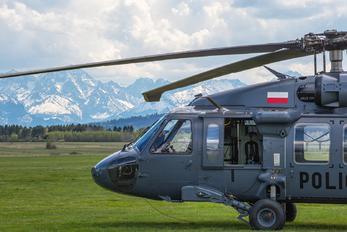 SN-71XP - Poland - Police Sikorsky S-70I Blackhawk