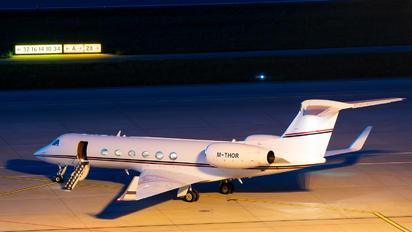 M-THOR - Private Gulfstream Aerospace G-V, G-V-SP, G500, G550