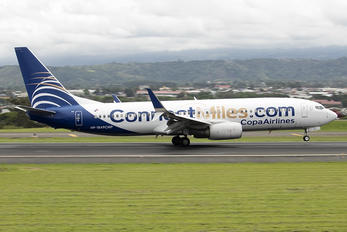 HP-1849CMP - Copa Airlines Boeing 737-800