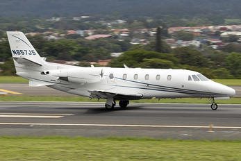 N857JS - Private Cessna 560XL Citation Excel