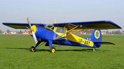 SP-ABT - Aeroklub Ziemi Zamojskiej Yakovlev Yak-12M