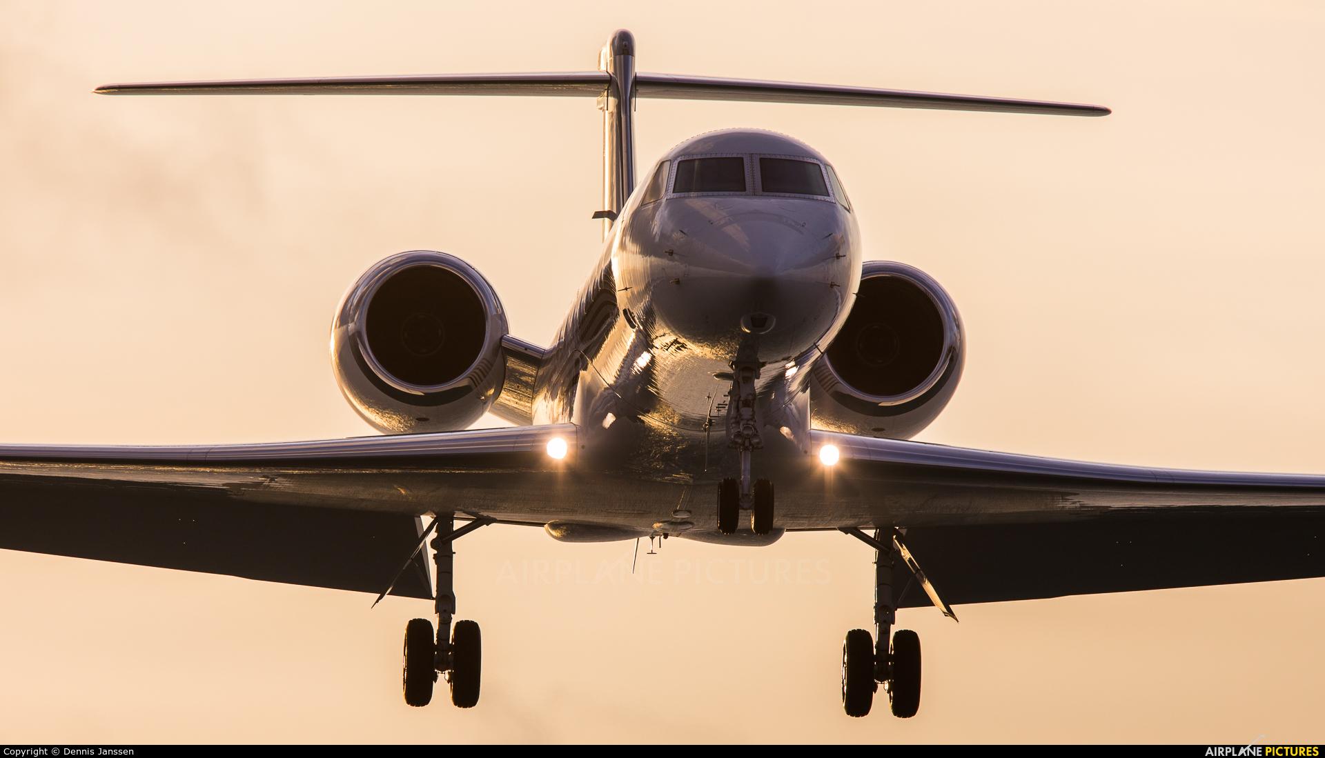 Private N63HS aircraft at Sint Maarten - Princess Juliana Intl