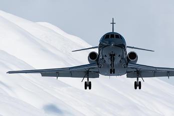 N239AX - Aspen Executive Air Dassault Falcon 900 series