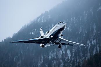 PH-STB - Exxaero Dassault Falcon 900 series
