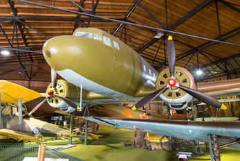 3002 - Czechoslovak - Air Force Lisunov Li-2