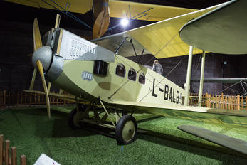 L-BALB - CSA - Czechoslovak Airlines Aero A-10