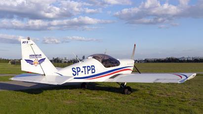 SP-TPB - Aeroklub Warszawski Aero AT-3 R100