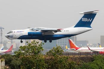4K-AZ41 - Silk Way Airlines Ilyushin Il-76 (all models)