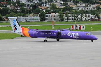 G-PRPO - Flybe de Havilland Canada DHC-8-400Q / Bombardier Q400