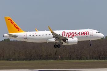 TC-NCE - Pegasus Airbus A320 NEO
