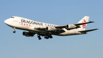 B-KAD - Dragonair Cargo Boeing 747-200F aircraft