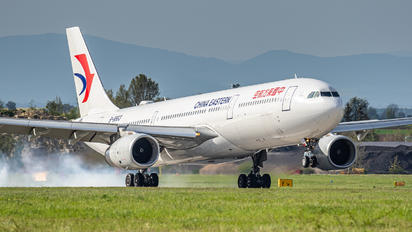 B-8863 - China Eastern Airlines Airbus A330-300