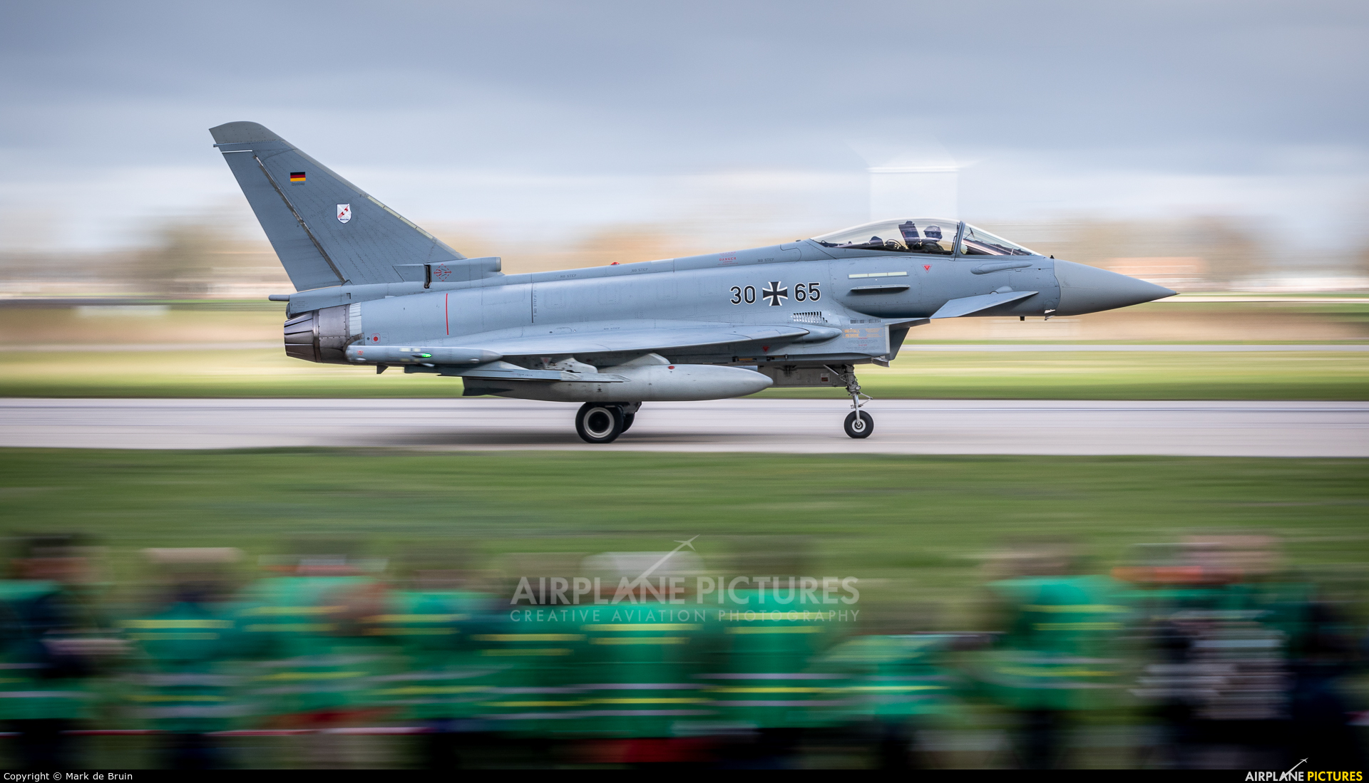 Germany - Air Force 30+65 aircraft at Leeuwarden