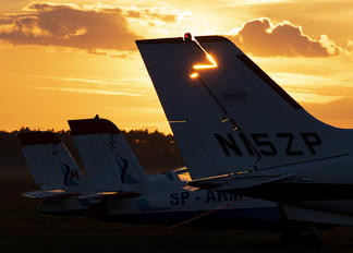 N15ZP - Aeroklub Pomorski Cessna 421 Golden Eagle