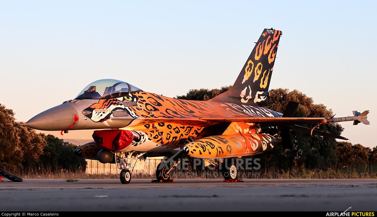 Portugal - Air Force 15116 aircraft at Beja AB