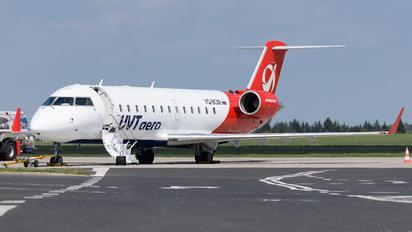 VQ-BOM - UVT-Aero Bombardier CRJ-200ER