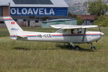 HB-CCD - Private Reims F152