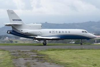 N990MM - Private Dassault Falcon 50