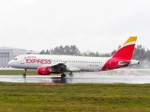 EC-LEA - Iberia Express Airbus A320