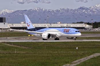 OO-LOE - TUI Airlines Belgium Boeing 787-8 Dreamliner