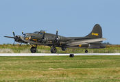 N3703G - Military Aircraft Restoration Corp. Boeing B-17G Flying Fortress aircraft