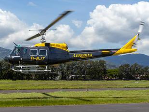 TI-BJT - Aérodiva Bell UH-1H Iroquois