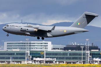 CB-8007 - India - Air Force Boeing C-17A Globemaster III