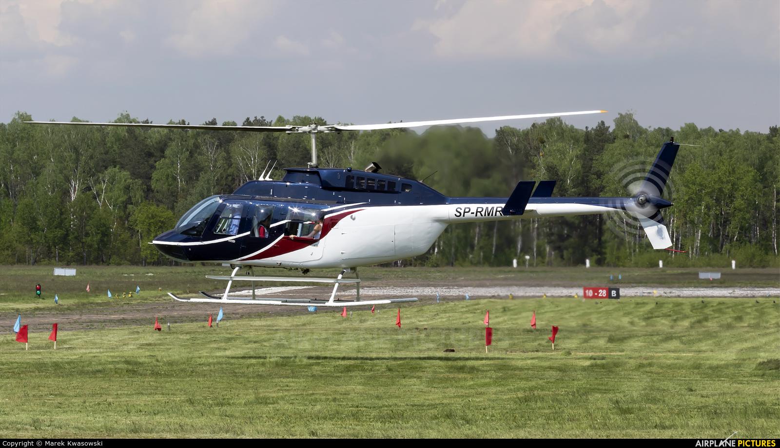 Private SP-MRM aircraft at Warsaw - Babice