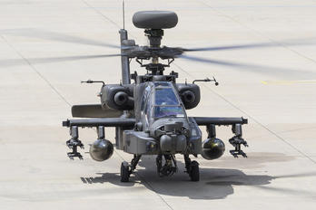 ZJ198 - British Army Westland Apache AH.1